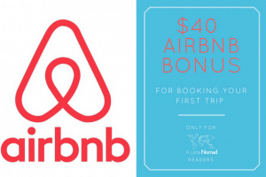 $40 Airbnb Coupon