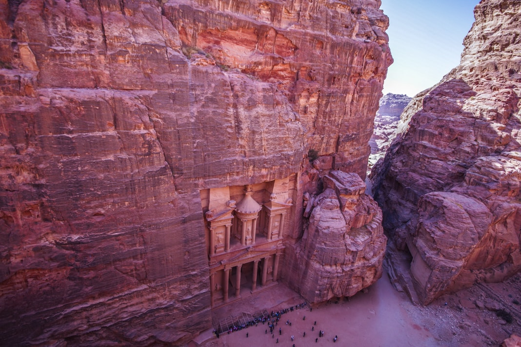 92d02cd561c The Romance Scam In Petra – My Experience As A Solo Female Traveler In Petra,  Jordan. March 2, 2017