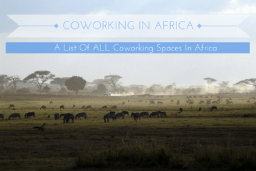 Coworking Spaces Africa