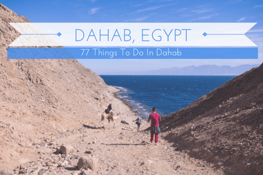77 Things To Do In Dahab Egypt