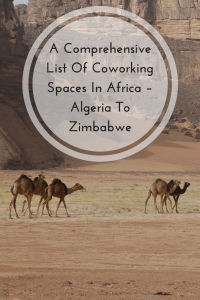 Coworking Africa