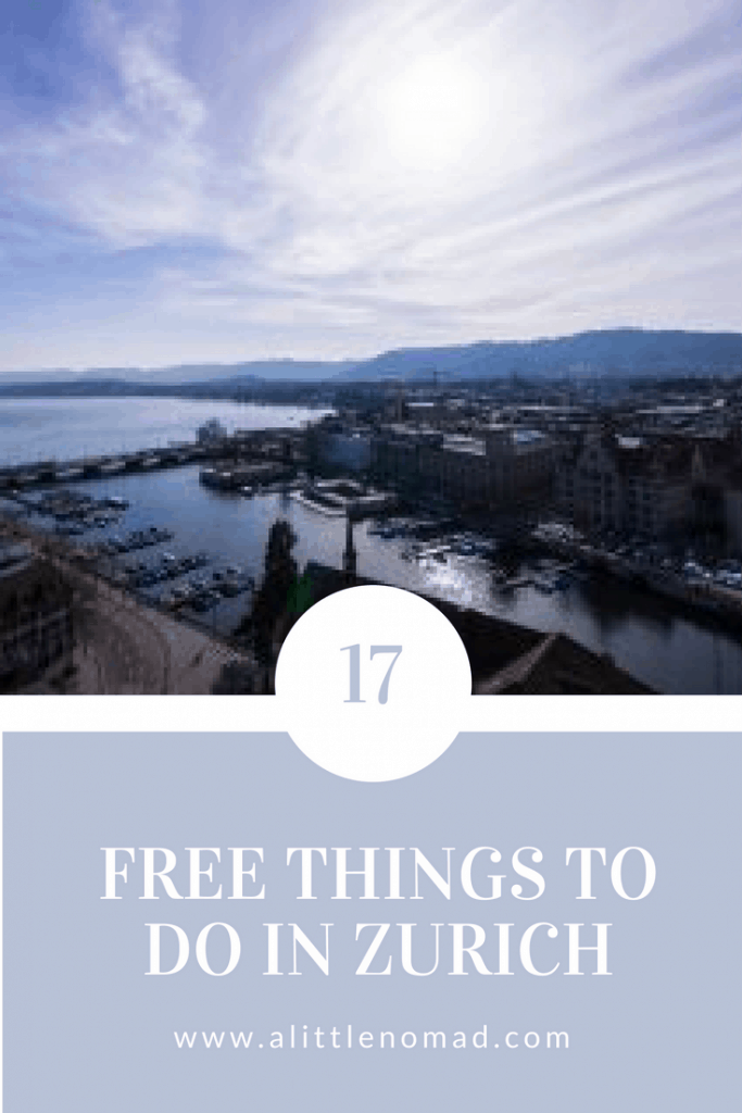17 Free Things To Do in Zurich, Switzerland