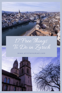 17 Free Things To Do In Zurich - Travel Zurich On A Budget