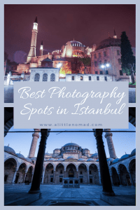 Best Photography Spots In Istanbul - One Day Itinerary