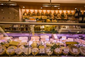 A Vegetarian Guide To Typical Milan Food