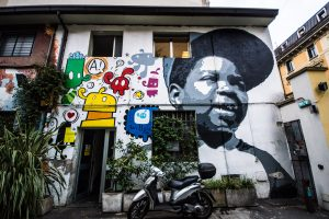 Street Art Milano - Photos, Stories & Locations