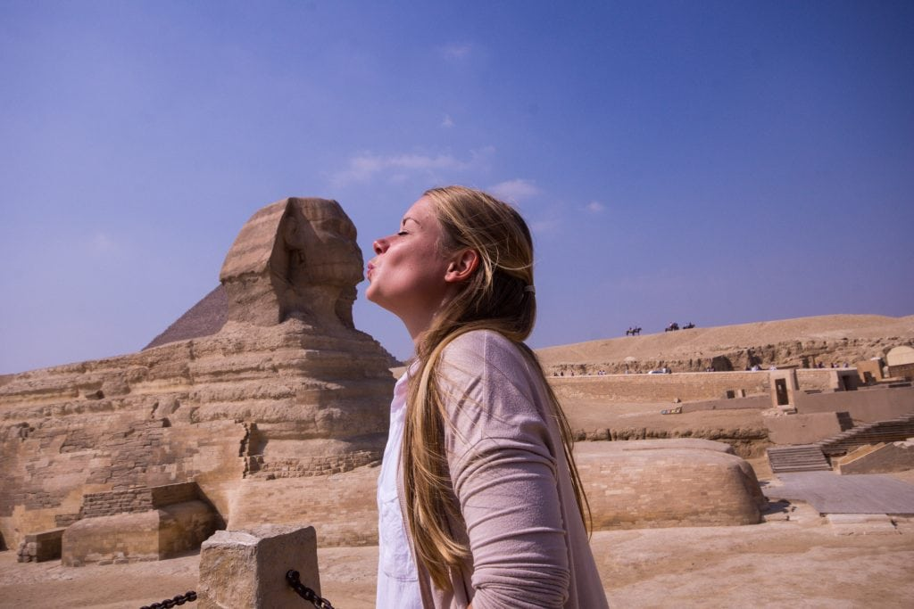 The Pyramids of Giza - Why You Need To Visit Egypt NOW