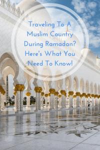 Travel Ramadan