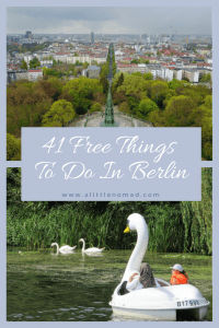 41 Free Things To Do In Berlin