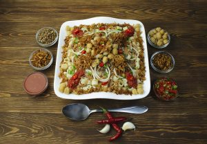 Egyptian Food - Koshary