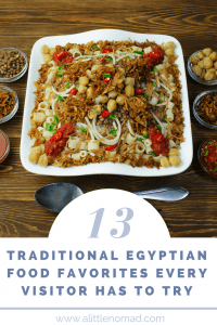 13 Traditional Egyptian Food Favorites Every Visitor Has To Try