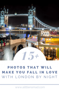 15+ Photos That Will Make You Fall In Love With London By Night