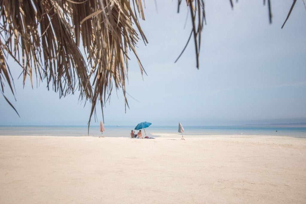5 Mind-Blowing Secret Beaches In Egypt That You've Probably Never Heard About