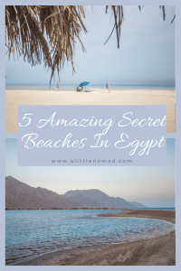 5 Amazing Secret Beaches In Egypt