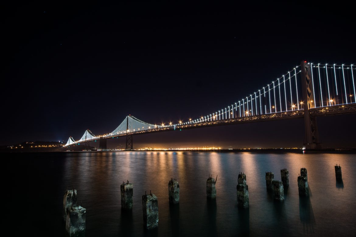 the 5 best san francisco night photography spots