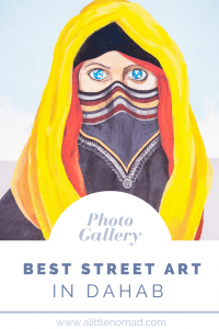 Photo Gallery: Best Of Street Art in Dahab, Egypt
