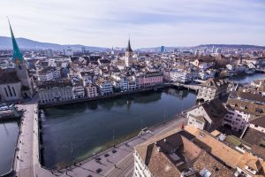 Things To Do In Zurich - Limmat Cruise