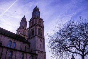 Things To Do In Zurich - Grossmuenster