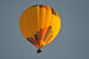Holiday Destinations in Australia - Hot Air Ballooning