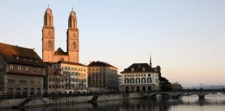 Things To Do In Zurich - Limmat River