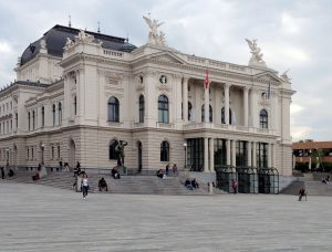 Things To Do In Zurich - Opera House