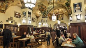 Things To Do In Munich - Hofbrauhaus