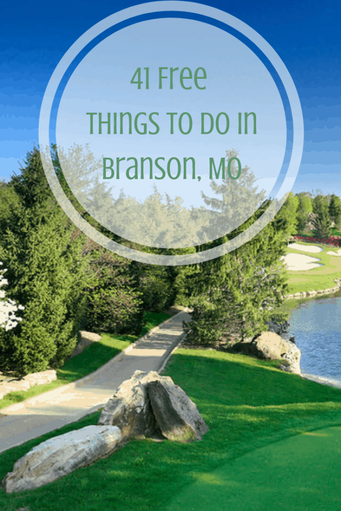 Free Things To Do In Branson, MO