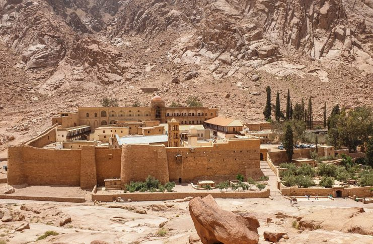 Guide to St. Catherine - Monastery, Hikes, Accommodation, Food etc.