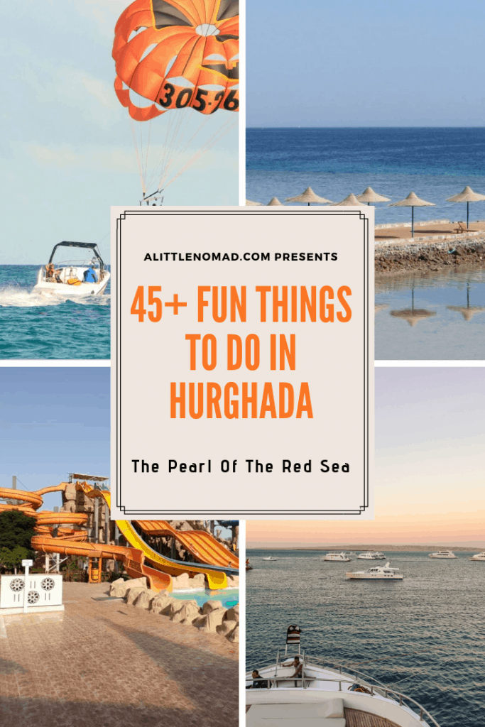 Activities in Hurghada