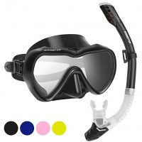 2019 Snorkel Set for Women and Men