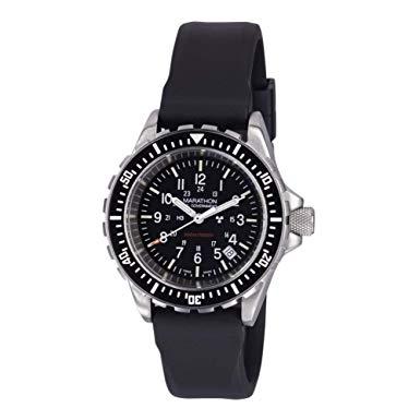 Marathon Watch WW194007 Military Diver's Quartz Watch