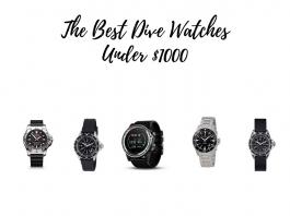 Best Dive Watch Under 1000
