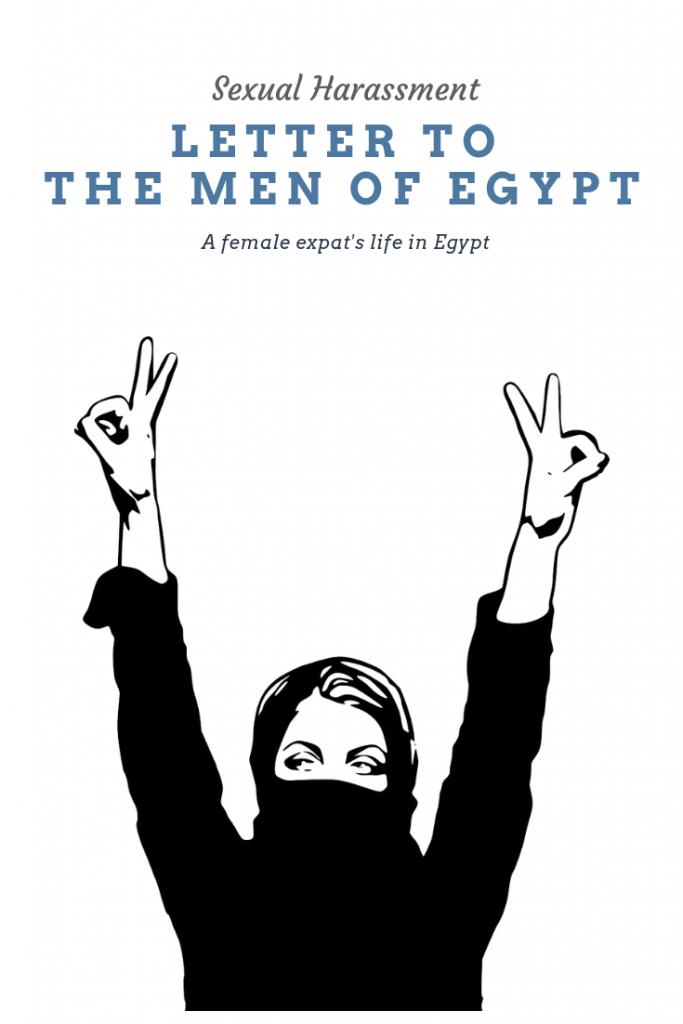 Pinterest - Letter to Egyptian Men - Sexual Harassment