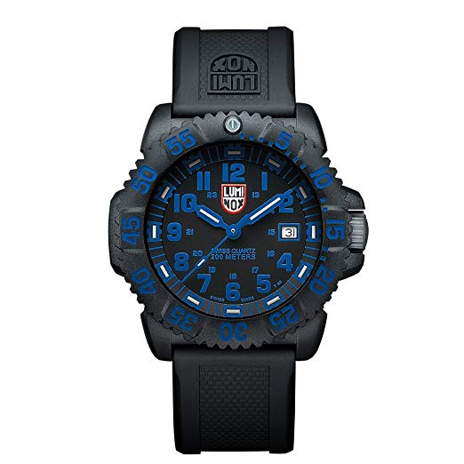 Luminox Mens Watch Evo Navy Seals