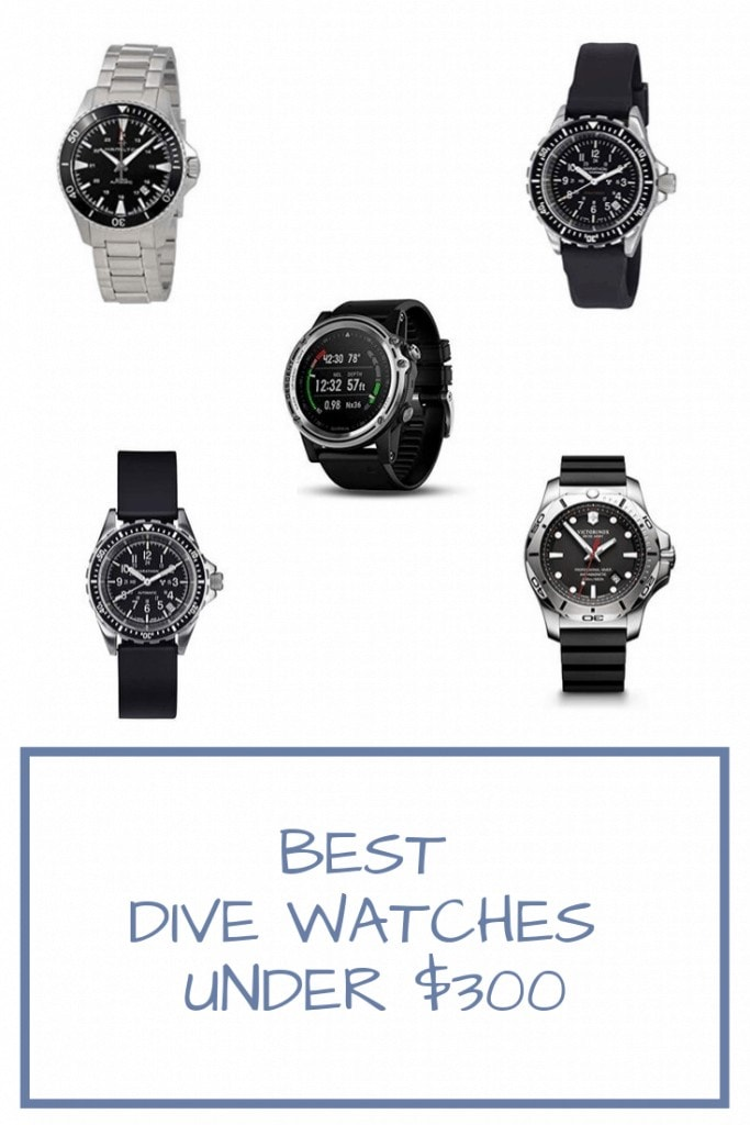BEST DIVE WATCHES UNDER $300