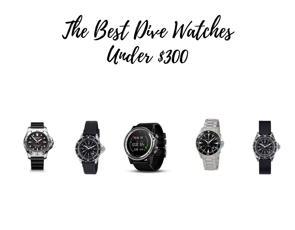 The Best Dive Watch Under 300