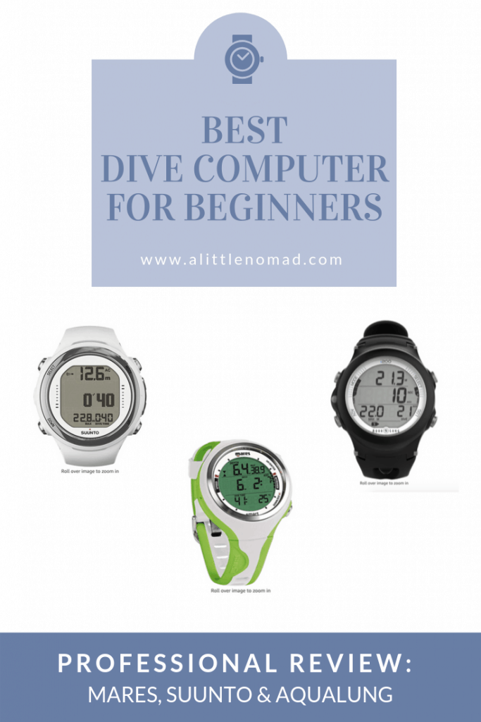 BEST DIVE computer for beginners