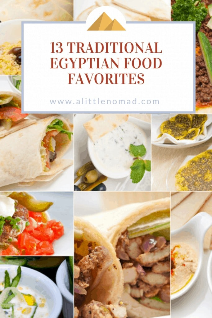 The 13 Best Egyptian Food Favorites