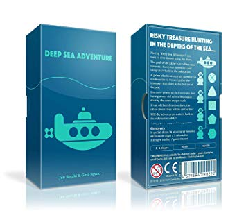 Oink Games: Deep Sea Adventure Board Game