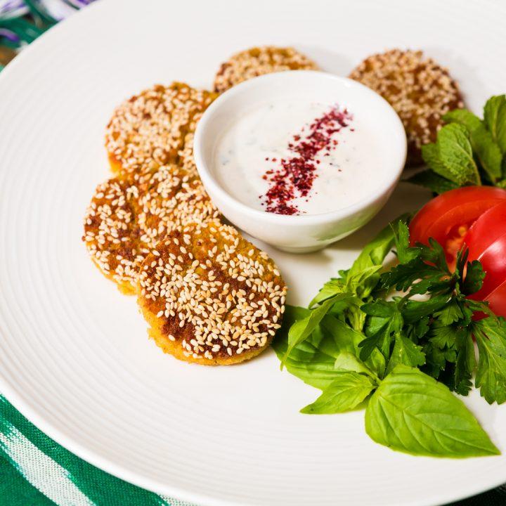 Egyptian Falafel Recipe The Tastiest Tameya Ever